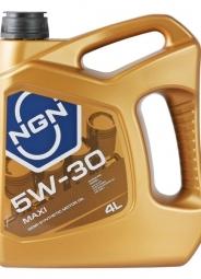 5W-30 MAXI SL/CF 4л (полусинт. мотор. масло)