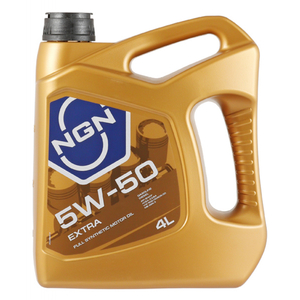 5W-50 EXTRA SN/CF 4л (синт. мотор. масло)